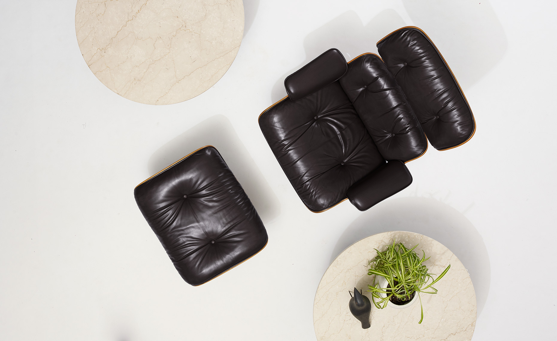 Ross Floyd - Eames lounge and Ottoman