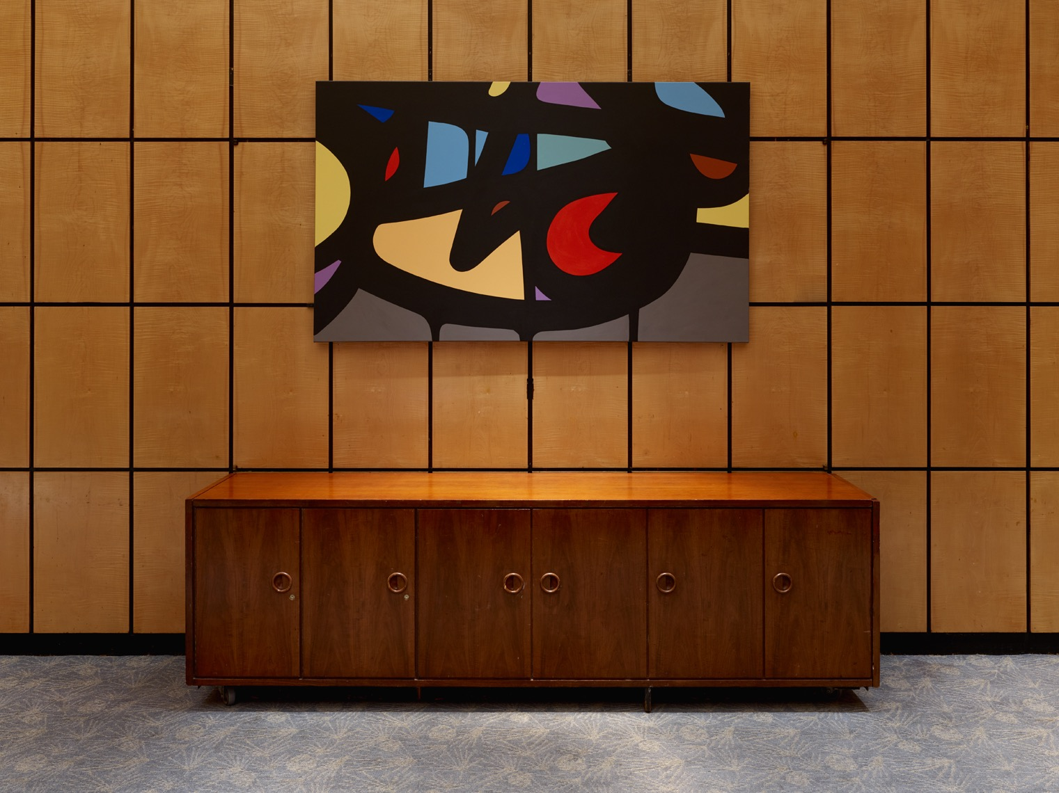 Ross Floyd - Credeza at The Four Seasons, New York